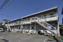 愛媛県今治市中堀1丁目の賃貸アパートの外観