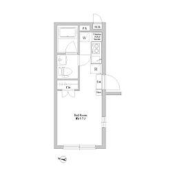 iON品川[1階]の間取り