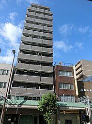 ディナスティ松屋町[10階]の外観