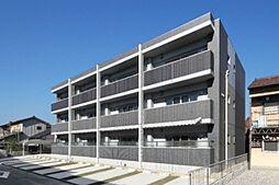 愛知県名古屋市熱田区野立町3丁目の賃貸マンションの外観