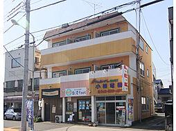 東京都武蔵村山市大南2丁目の賃貸マンションの外観