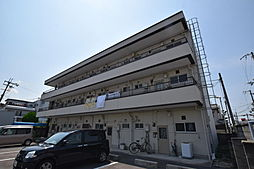 大阪府松原市阿保4丁目の賃貸マンションの外観
