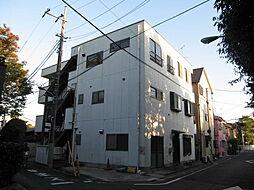 東京都江戸川区東小岩2丁目の賃貸マンションの外観