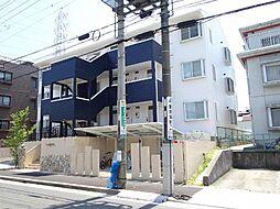 愛知県名古屋市名東区高針台1丁目の賃貸マンションの外観