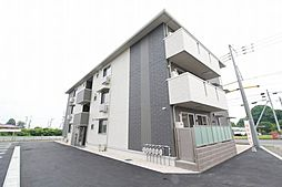 佐賀県三養基郡上峰町大字堤の賃貸アパートの外観