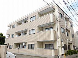 東京都小平市小川西町4丁目の賃貸マンションの外観