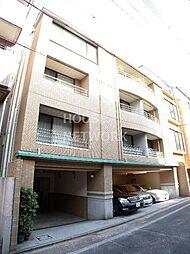 京都府京都市中京区西夷川町の賃貸マンションの外観