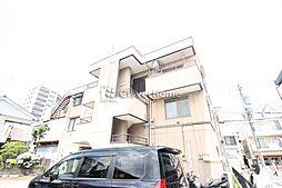 神奈川県大和市西鶴間1の賃貸マンションの外観