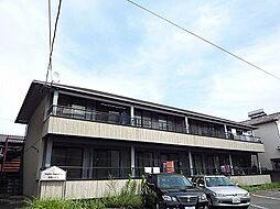 長浜ハイツ[201号室]の外観