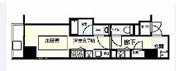 J-cube KOBE[7階]の間取り