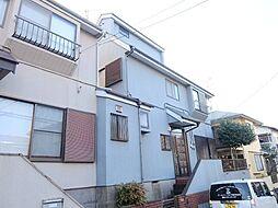 [タウンハウス] 千葉県松戸市六高台8丁目 の賃貸【千葉県 / 松戸市】の外観