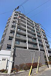 福岡県福岡市城南区干隈2丁目の賃貸マンションの外観