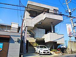 大森ビル[3階]の外観