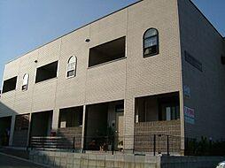 ペットビレッジ大佐野[1階]の外観