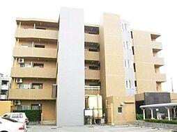 シャトー富松[1階]の外観