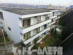 日野グリーンヒルコーポ[3階]の外観