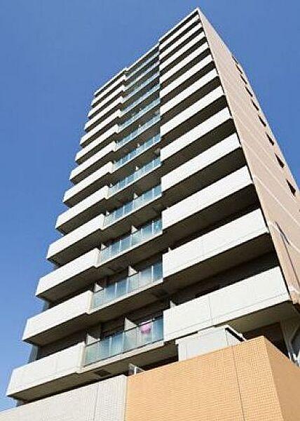 コンフォリア三宿[7階]の外観