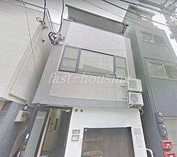 東京都武蔵野市境南町3丁目の賃貸マンションの外観