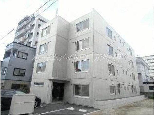 NEWWORLD 3階の賃貸【北海道 / 札幌市東区】