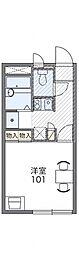 シェル ガーデン[2階]の間取り