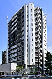 東京都板橋区大山金井町の賃貸マンションの外観