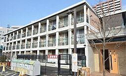 東京都八王子市旭町の賃貸アパートの外観