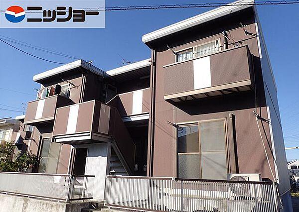 サンハイツsanae[1階]の外観
