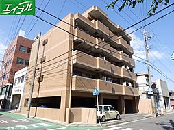 元新マンション[3階]の外観