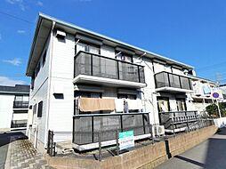 コアロード B棟[2階]の外観