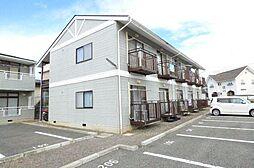 長野県長野市丹波島3丁目の賃貸アパートの外観