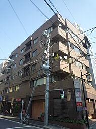仙台坂オークヒルズ[4階]の外観