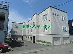 小室マンション[3階]の外観