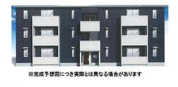 仮称)D-room小坂町北 A棟[301号室]の外観