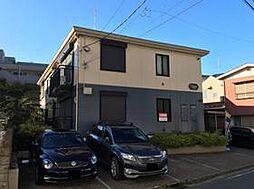 神奈川県横浜市港北区新吉田東1の賃貸アパートの外観