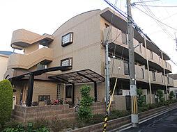 大阪府八尾市高安町南2丁目の賃貸マンションの外観