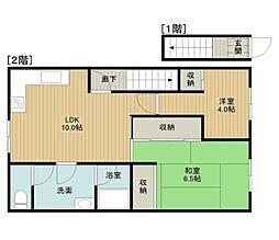 大麻東町住宅[2階]の間取り