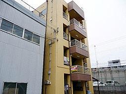 雄ノ湊ハイツ[4階]の外観