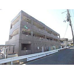 奈良県奈良市宝来4丁目の賃貸マンションの外観