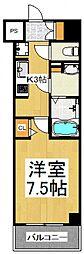 N-stage西所沢[2階]の間取り