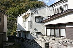 兵庫県神戸市兵庫区平野町の賃貸アパートの外観