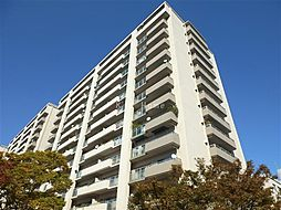兵庫県神戸市中央区港島中町3丁目の賃貸マンションの外観