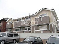 千葉県市川市南行徳4丁目の賃貸アパートの外観