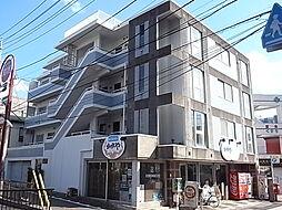 トゥリアノンマンション[2階]の外観