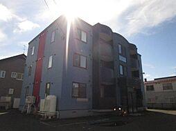 JR学園都市線 石狩当別駅 徒歩2分の賃貸アパート