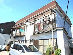 サンテラス篠田[2階]の外観