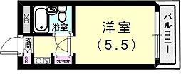 朝霧駅 1.1万円