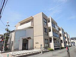 京都府京都市西京区山田猫塚町の賃貸マンションの外観