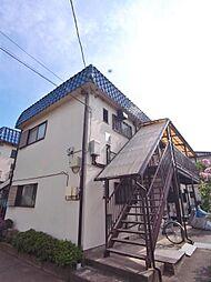 サンハウス松本C[1階]の外観
