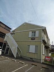 埼玉県さいたま市浦和区上木崎6丁目の賃貸アパートの外観