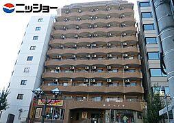 秋月ハイツ[8階]の外観